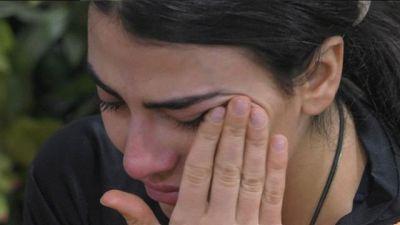 """Giulia Salemi: """"Adesso però tiriamoci su, non voglio farmi vedere così"""""""