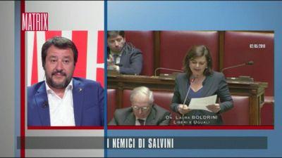 I nemici di Salvini
