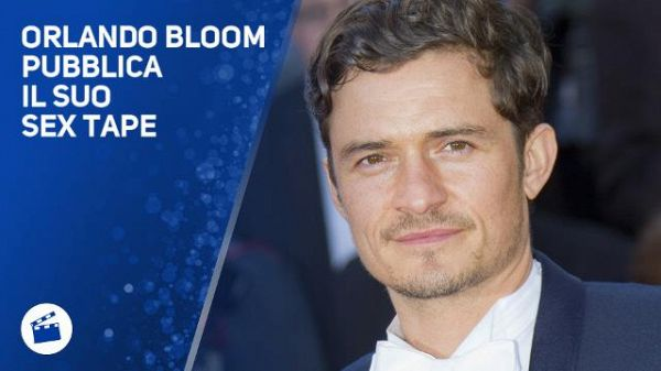 Non solo cinema, da oggi Orlando Bloom è su Instagram