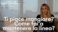 Come fa a mantenersi in linea Diletta Leotta?