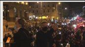Napoli, proteste contro il lockdown