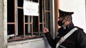 Nel Napoletano trovato il cadavere di una donna semi-carbonizzato
