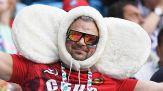 Euro 2020: quando il tifo ti mette in testa... cose strane
