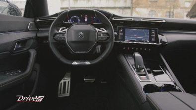 Peugeot 508 SW, intelligenza artificiale