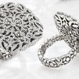 Eidos Gioielli gioielli in oro bianco