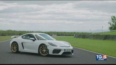 La Porsche Cayman Gt4