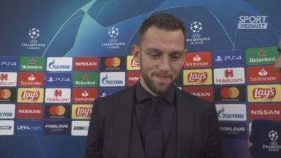 """De Vrij: """"Niente scuse, giochiamo per vincere"""""""