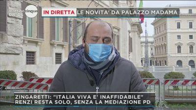 Crisi: le novità da Palazzo Madama