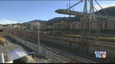 Ponte di Genova, procura e progetti