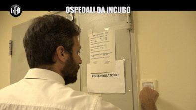 PECORARO: Ospedali da incubo in Puglia: quei reparti ristrutturati e poi chiusi