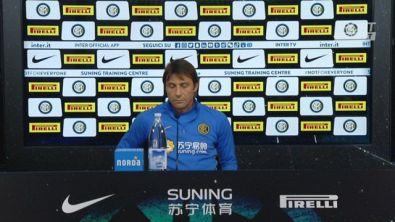 """Inter, Conte: """"Conta la squadra, non si parli solo di Lautaro"""""""