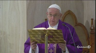 La preghiera del Papa per le famiglie