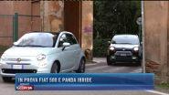 In prova Fiat 500 e panda ibride
