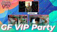 GF VIP Party Ep.7: Annie Mazzola e Awed festeggiano in diretta il compleanno di Claudio Sona