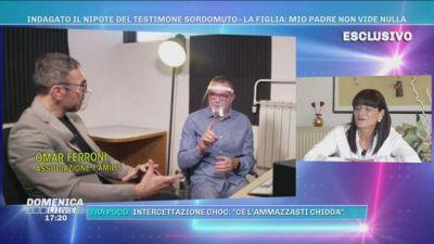 Un esperto analizza il linguaggio del testimone sordomuto