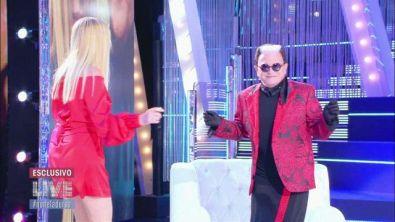 Lorendana Lecciso e Malgioglio ballano la pizzica