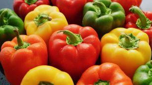 Come rendere i peperoni più leggeri
