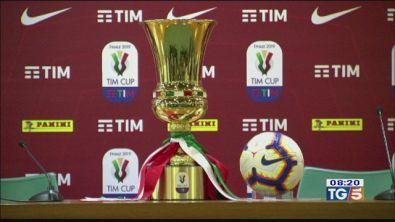 Stasera la finale di Coppa Italia