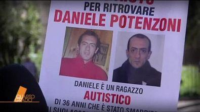 Sulle tracce di Daniele Potenzoni