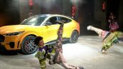 Debutto di Mustang Mach-E GT, che spettacolo!