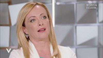 Giorgia Meloni e la passione per la politica