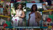 Tensioni tra Belen Rodriguez e Veronica Vieri per una linea di tute