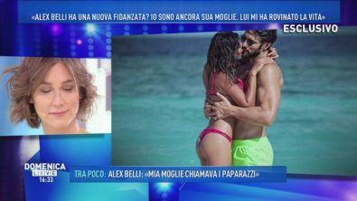 Alex Belli ora ha un nuovo amore