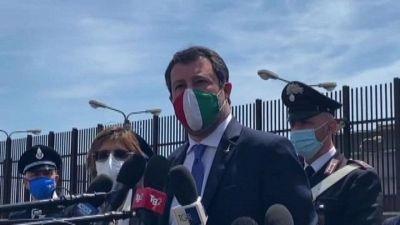 """Gregoretti, niente processo per Salvini """"il fatto non sussiste"""""""