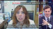 Elezioni in Toscana, la vittoria della sinistra
