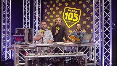 Fervente attesa a Radio 105