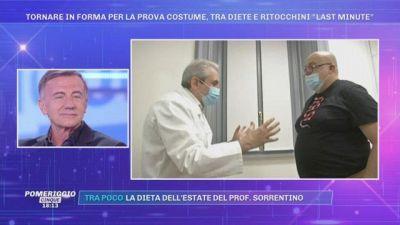 Giovanni Ciacci: ''Devo dimagrire per sottopormi all'operazione...''