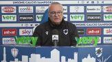 """Ranieri: """"Lo Spezia ci ha dato una lezione"""""""