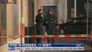 Breaking News delle 09.00   Spari in Germania, 11 morti