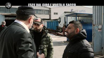 PELAZZA: L'incubo di Domenico: custode finito a riciclare di denaro?