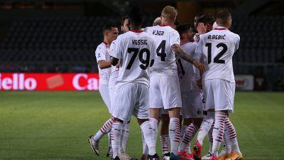 Serie A 2020/2021: Torino-Milan 0-7