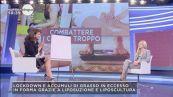 Lockdown e grasso in eccesso: i consigli di Fiorella Donati