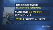 Niente stranieri, il turismo piange