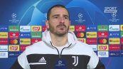 "Juve, Bonucci: ""Fatta un'impresa"""