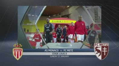 Monaco - Metz 3-1