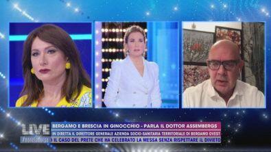 Bergamo e Brescia in ginocchio, parla il Dottor Assembergs
