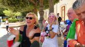 Mottola festeggia Antonella Palmisano due volte: l'oro a Tokyo e i suoi 30 anni