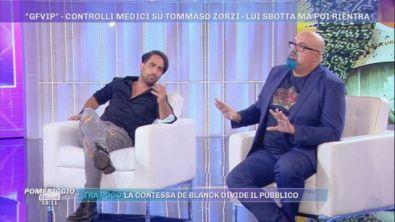Giovanni Ciacci: ''Stai attento Biagio che ti querelo!''
