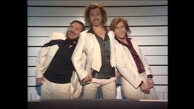 Arrestati i Bee Gees!