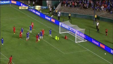 Chelsea-Liverpool 1-0