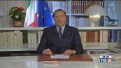 Berlusconi al Ppe Europa valori comuni