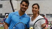 Pennetta-Fognini, game, set and love