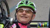 Andrea Conti, il campione poeta dell'handbike