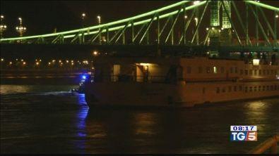 Tragedia sul Danubio