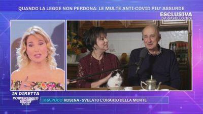 Gavello, accompagna la moglie al supermercato: scatta la multa da 400 Euro