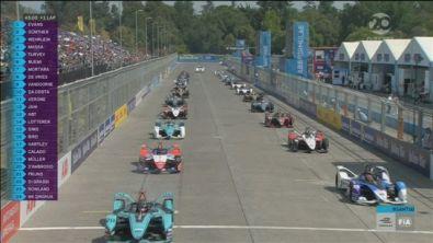 Formula E, gli highlights dell'E-Prix di Santiago